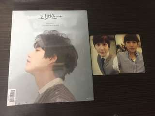 現貨⭐️ Super Junior 圭賢SOLO專輯 在光化門 一張專輯一張小卡#