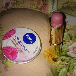 Lipstil giordani gold dan lip balm