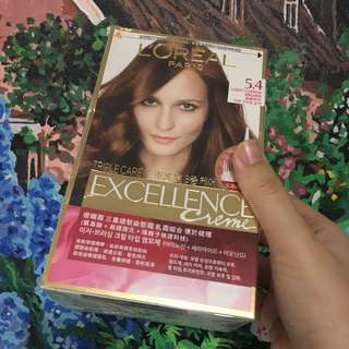 Loreal Light Copper Brown Hair Dye