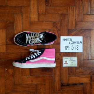 Vans Sk8 Hi Slim (6 mens / 7.5 womens) NEW PRICE PHP1,250