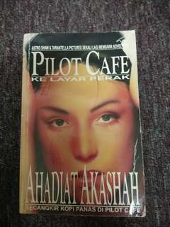 Pilot cafe novel