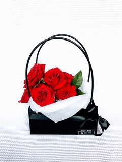 #022 Bouquet in a Bag