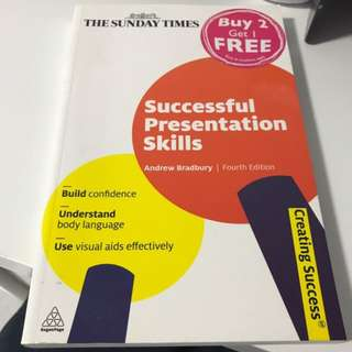 The Sunday Times Successful Presentation Skills