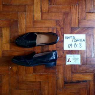 !!! NEW PRICE PHP1200 !!! Wing Tip Dress Shoes Brogue Medallion Slip On Loafers
