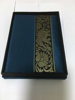 Gift pack note pad