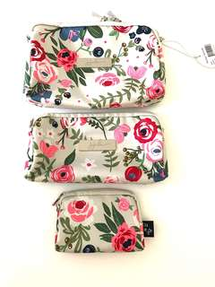 BNWT Rosy Posy Be Set (no long strap)