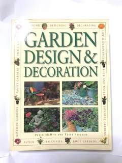 Garden design & decoration