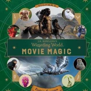 J.K ROWLING'S WIZARDING WORLD MOVIE MAGIC VOL 2 (SEALED)