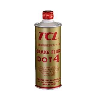 🚚 TCL 煞車油DOT4 (0.5L)