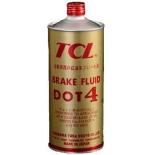 🚚 TCL 煞車油DOT4 (1L)