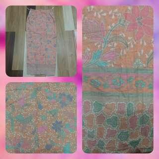 Batik sarung Pastel cotton