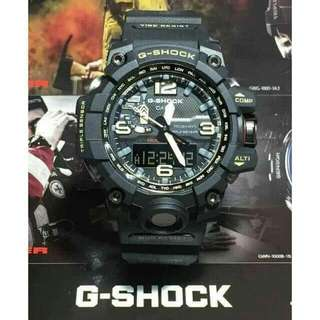 ⌚New MUDmaster OEM GWG 1000 JAPAN GSHOCK WATCH⌚