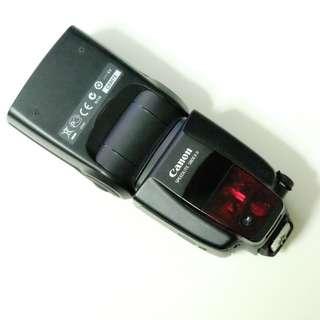 Canon 580Ex mark2 flash