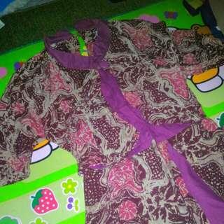 Dresslim Batik Pekalongan