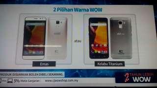 EX smartphone