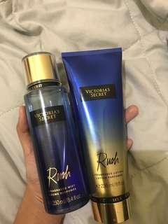 VICTORIA SECRET Lotion parfumee & body mist