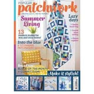 Patchwork Magazine July 2017