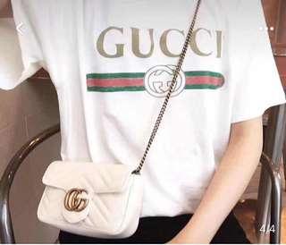 Gucci marmont mini bag 手袋