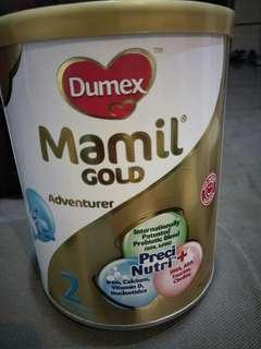 Dumex Mamil Gold Step2 400g