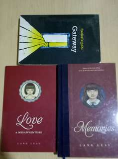 Lang leav with FREE BOOK
