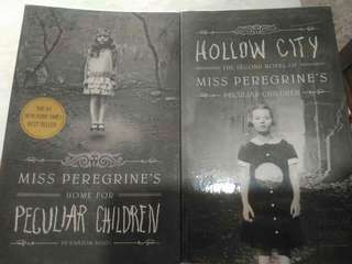 Miss Peregrine's Peculiar Children and The Hollow City