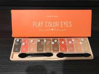 Etude House Juice Bar eyeshadow palette 眼影盤