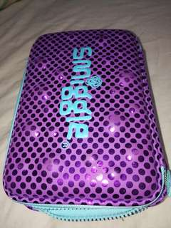 Smiggle Double Hard Top Pencil Case