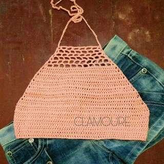 Angel Halter ver. 2 Crochet