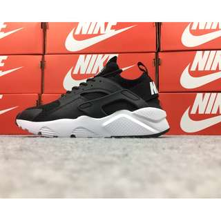 Nike Air Huarache Run Ultra  華萊士4代情侶款休閒鞋36-46