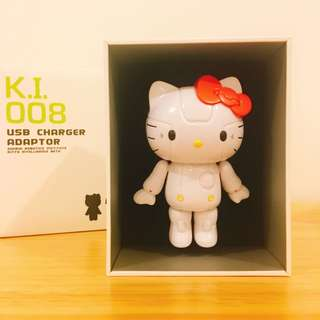 Hello Kitty ki-beta usb charger adaptor