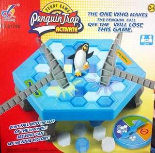 🚚 企鵝敲敲冰