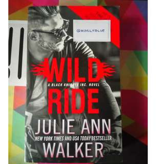 Wild Ride by Julie Ann Walker