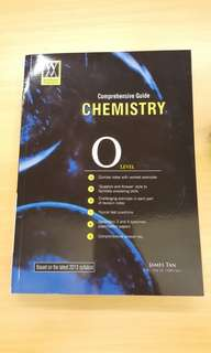 Comprehensive guide chemistry