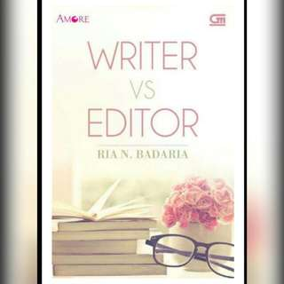 Ebook Writer Vs Editor
