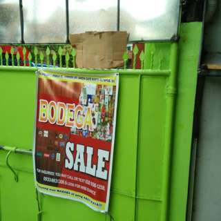 UPDATED BODEGA SALE!!