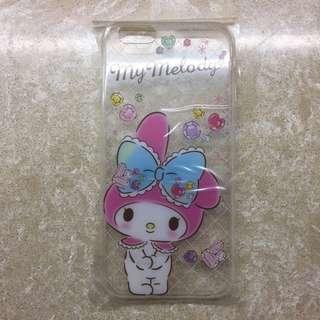 包郵 減價 iPhone 6/6s 瑪露迪保護殼 保護套 My Melody Soft Case🎀