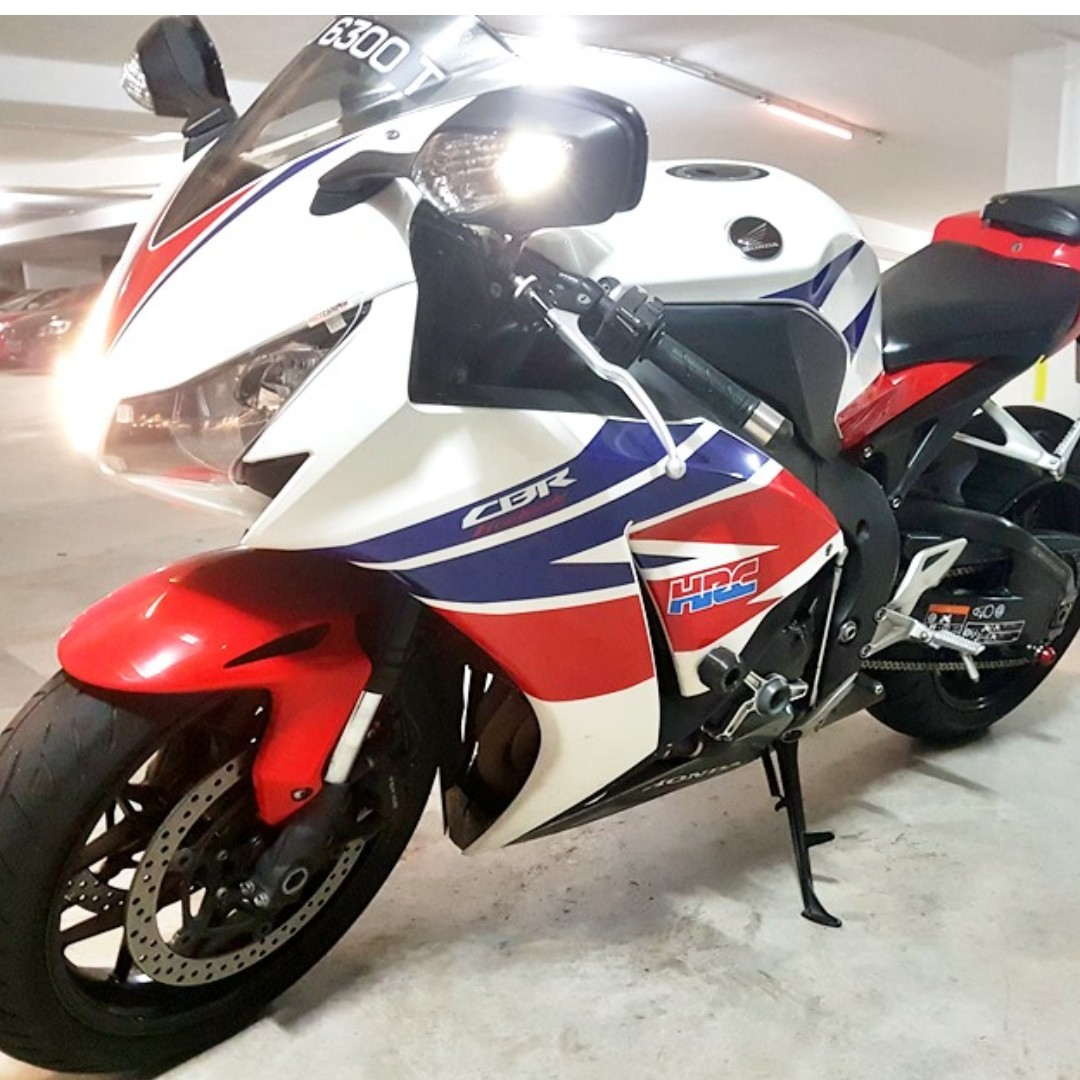 2014 Honda CBR 1000RR, Motorbikes, Motorbikes for Sale, Class 2 on ...