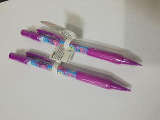 Smiggle mechanical pencil purple rm7 NEW