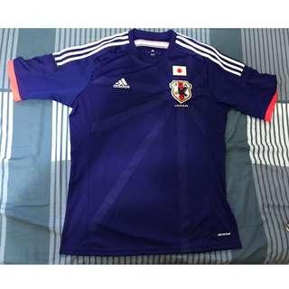 日本隊 2014球衣 size J