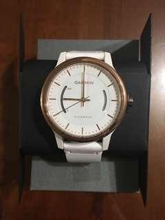 GARMIN vivomove HR 心率智慧指針式手錶