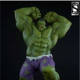 EXCLUSIVE Sideshow Hulk statue