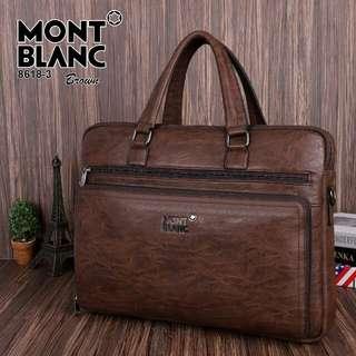 MONT BLANC Office Bag 8618-3*