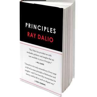 Principle by Ray Dalio