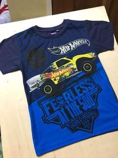 Hotwheels tshirt