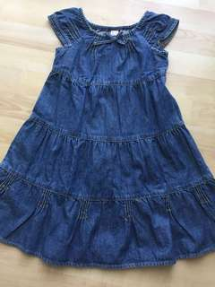 Gap dress for girls (worn once)