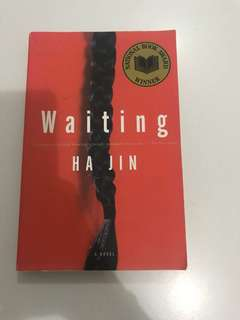Waiting by Ha Jin - National Book Award Winner