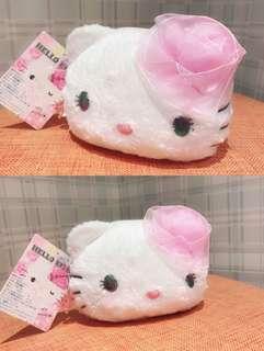 🚚 日本正品 kitty 收納包