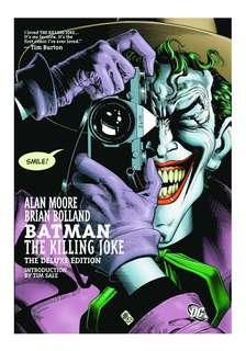 eComic - Batman: The Killing Joke