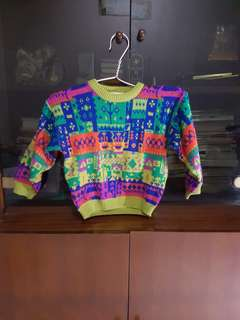 Colorfull sweater
