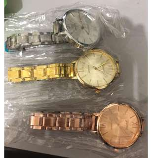 Geneva Wristwatches